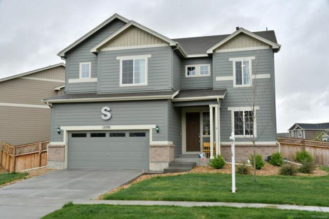 12293 Hannibal Street, Commerce City, CO 80603 (#3772733) :: My Home Team