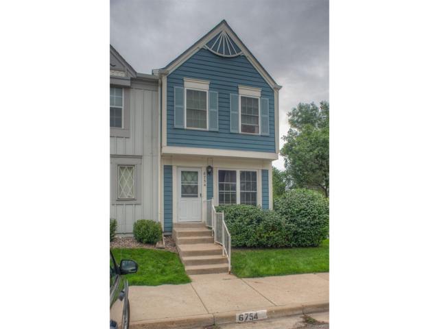6754 S Independence Street, Littleton, CO 80128 (MLS #3772892) :: 8z Real Estate