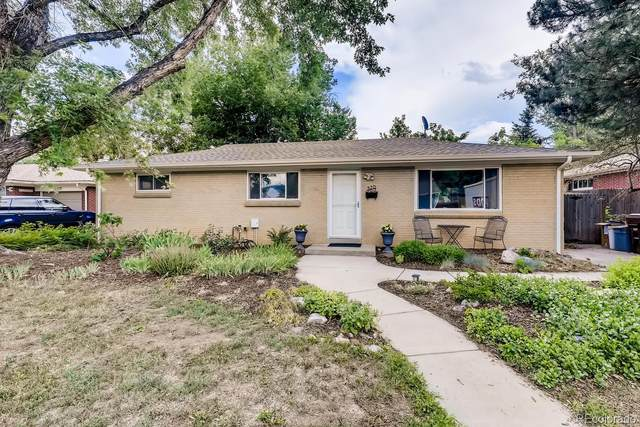 520 S 45th Street, Boulder, CO 80305 (#3772912) :: West + Main Homes