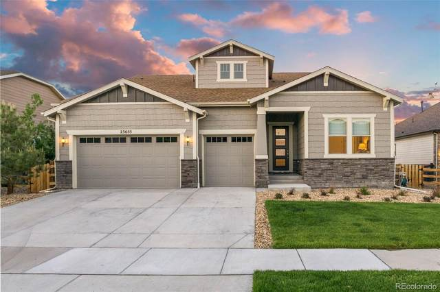 23655 E Del Norte Place, Aurora, CO 80016 (#3773002) :: Kimberly Austin Properties