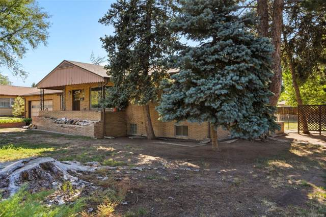367 S Dale Court, Denver, CO 80219 (MLS #3773188) :: 8z Real Estate
