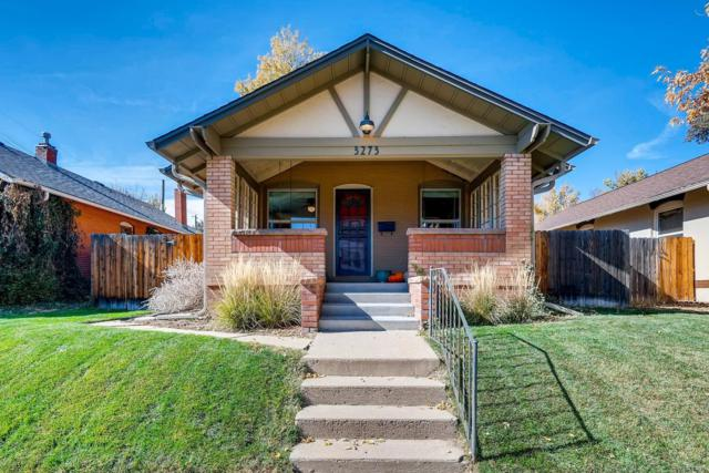 3273 Vrain Street, Denver, CO 80212 (#3773392) :: The DeGrood Team