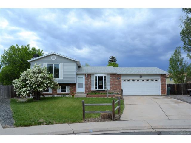 4945 E 109th Court, Thornton, CO 80233 (MLS #3773608) :: 8z Real Estate