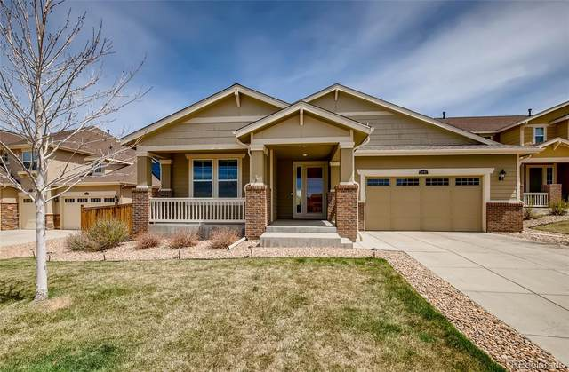 3861 Desert Ridge Circle, Castle Rock, CO 80108 (#3773737) :: Mile High Luxury Real Estate