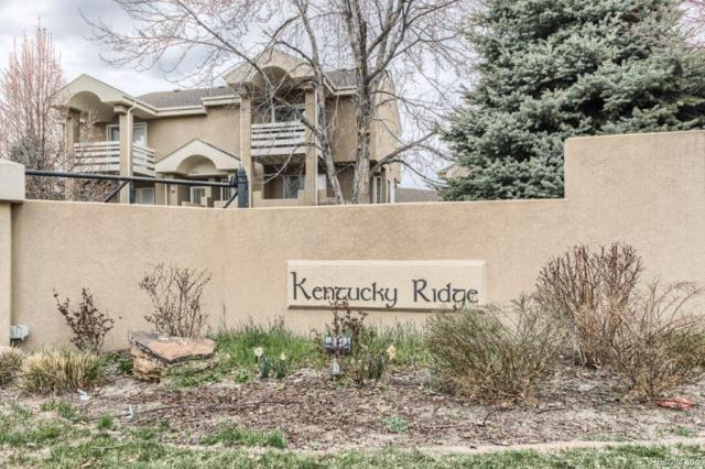 4570 E Kentucky Place, Denver, CO 80246 (#3773775) :: The Griffith Home Team