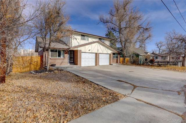 5737 W Virginia Avenue, Lakewood, CO 80226 (#3774041) :: The HomeSmiths Team - Keller Williams