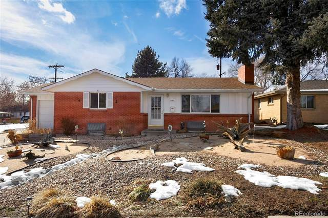 2915 Otis Court, Wheat Ridge, CO 80214 (#3774357) :: The HomeSmiths Team - Keller Williams