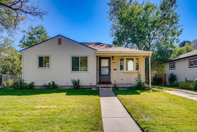 1664 S Monroe Street, Denver, CO 80210 (MLS #3774470) :: 8z Real Estate