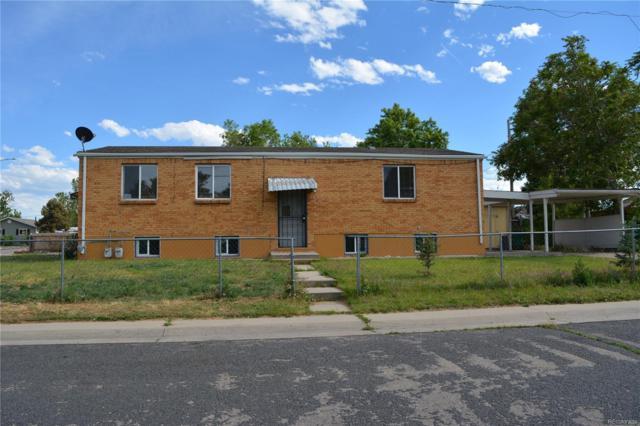 6111 Niagara Street, Commerce City, CO 80022 (#3775051) :: James Crocker Team