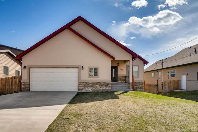 1470 Juniper Street, Golden, CO 80401 (#3775252) :: Briggs American Properties