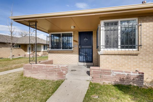 3230 N Ivy Street, Denver, CO 80207 (MLS #3775415) :: 8z Real Estate