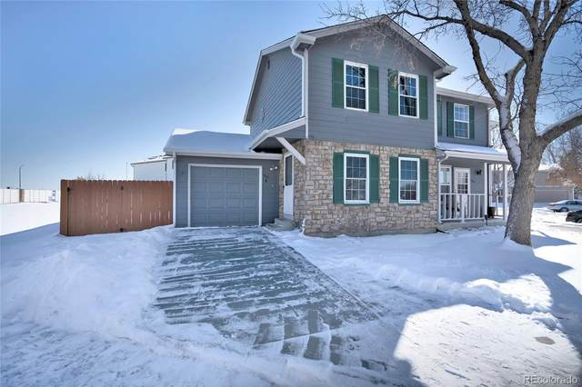 940 W 133rd Circle E, Westminster, CO 80234 (#3776039) :: The Harling Team @ Homesmart Realty Group