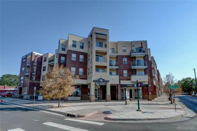 2550 Washington Street #215, Denver, CO 80205 (#3776116) :: The DeGrood Team