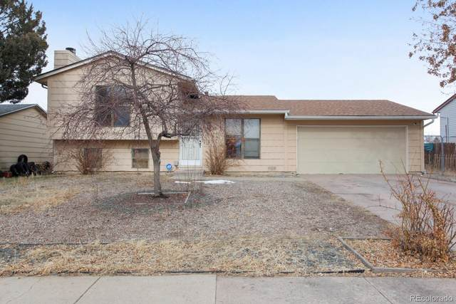 2812 Dickens Drive, Colorado Springs, CO 80916 (MLS #3776197) :: 8z Real Estate