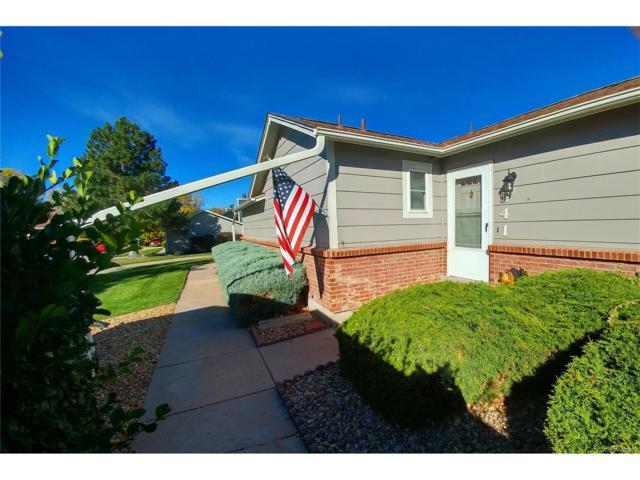 541 W Crestline Circle, Littleton, CO 80120 (#3776299) :: Thrive Real Estate Group