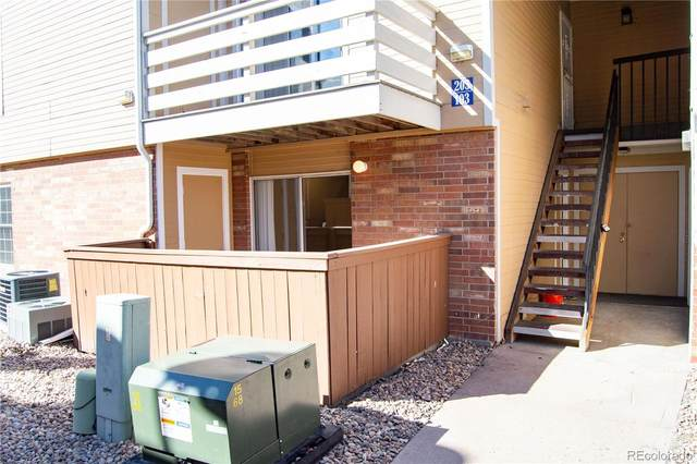 3332 S Ammons Street #103, Lakewood, CO 80227 (#3776395) :: Sultan Newman Group