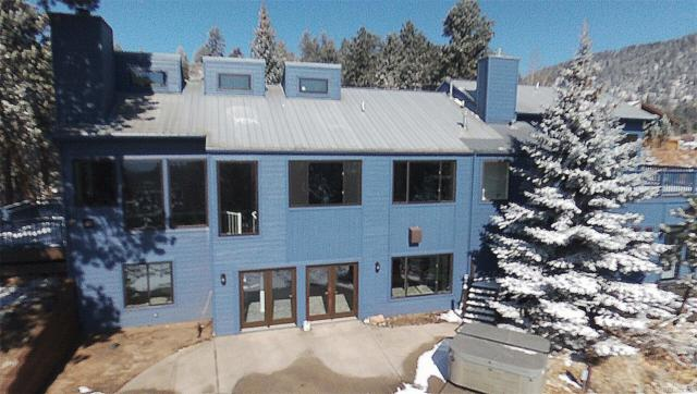 1150 Kings Crown Road, Woodland Park, CO 80863 (#3776422) :: Venterra Real Estate LLC