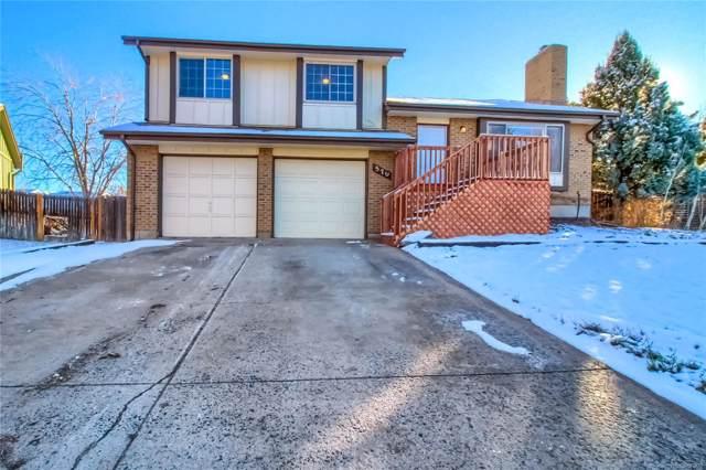 570 S Laredo Circle, Aurora, CO 80017 (MLS #3776438) :: 8z Real Estate