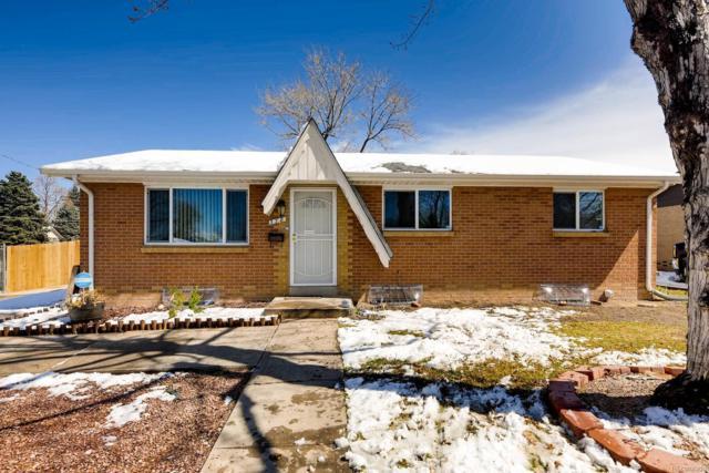 378 S Racine Street, Aurora, CO 80012 (#3776723) :: The Peak Properties Group
