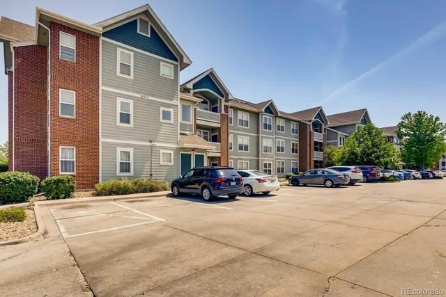 14343 E 1st Drive #207, Aurora, CO 80011 (#3776904) :: Berkshire Hathaway HomeServices Innovative Real Estate