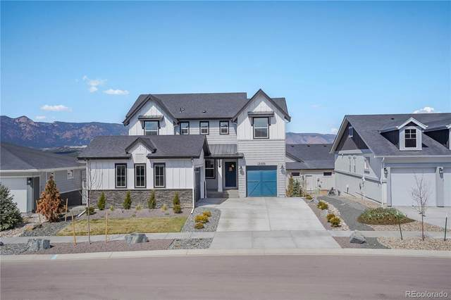 12086 Monarchos Lane, Colorado Springs, CO 80921 (MLS #3777262) :: Keller Williams Realty
