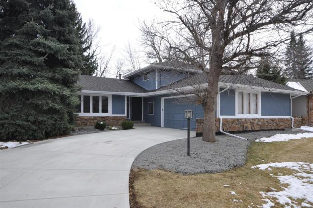 5352 E Brittany Place, Centennial, CO 80121 (#3777307) :: The Peak Properties Group
