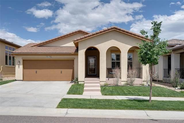 15176 W Harvard Circle, Lakewood, CO 80228 (#3778578) :: Bring Home Denver with Keller Williams Downtown Realty LLC