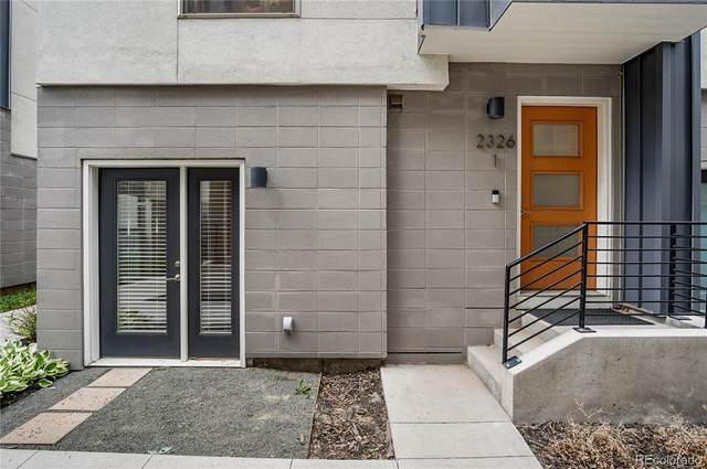 2326 Decatur Street #1, Denver, CO 80211 (#3778965) :: RazrGroup