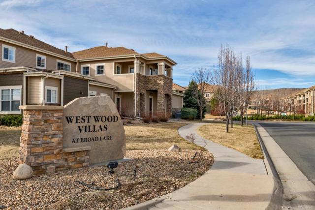 6232 Kilmer Loop #205, Arvada, CO 80403 (#3780593) :: 5281 Exclusive Homes Realty