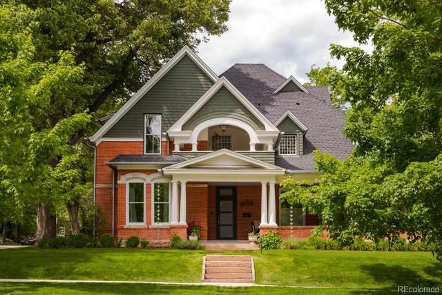 603 Highland Avenue, Boulder, CO 80302 (MLS #3780594) :: 8z Real Estate