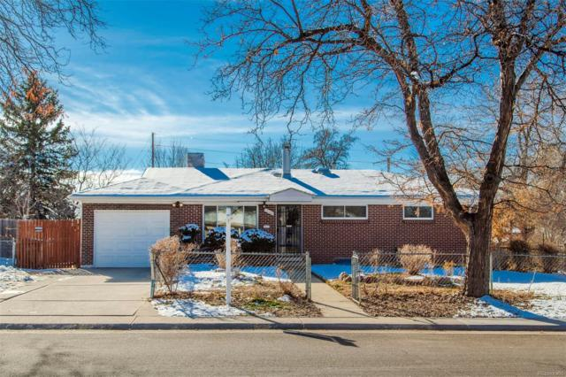 14160 E 24th Avenue, Aurora, CO 80011 (#3780818) :: The City and Mountains Group