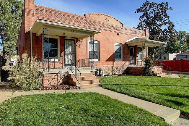 1931 W 40th Avenue, Denver, CO 80211 (#3780975) :: Bring Home Denver with Keller Williams Downtown Realty LLC