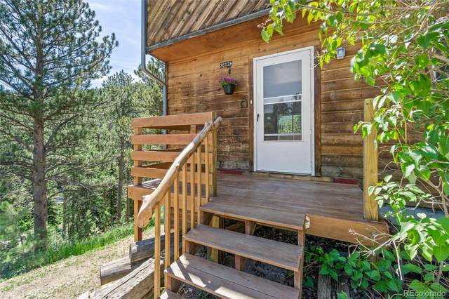 26126 South End Road, Kittredge, CO 80457 (#3780999) :: Berkshire Hathaway HomeServices Innovative Real Estate