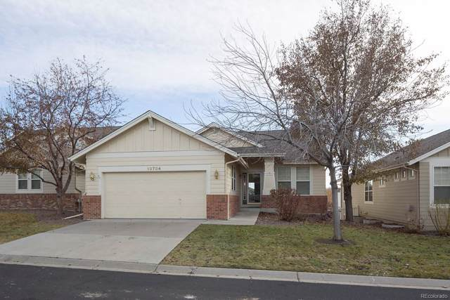 13704 W 61st Circle, Arvada, CO 80004 (#3781167) :: The DeGrood Team