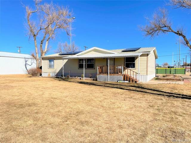 520 3rd Avenue, Limon, CO 80828 (#3781229) :: The HomeSmiths Team - Keller Williams