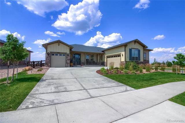 23129 E Caleb Place, Aurora, CO 80016 (#3781431) :: The Colorado Foothills Team | Berkshire Hathaway Elevated Living Real Estate