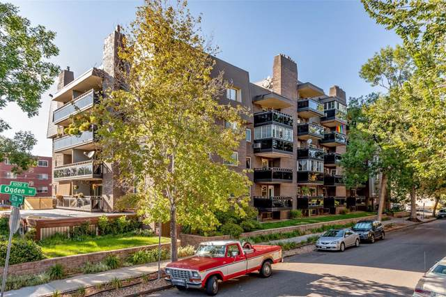 1233 N Ogden Street #506, Denver, CO 80218 (MLS #3781493) :: Keller Williams Realty