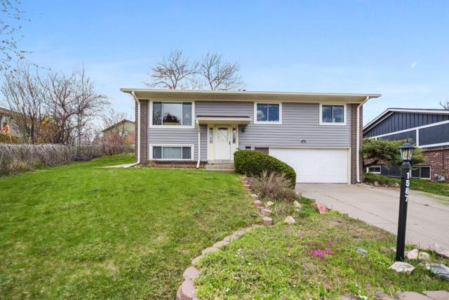 1587 S Xenon Court, Lakewood, CO 80228 (MLS #3781693) :: 8z Real Estate