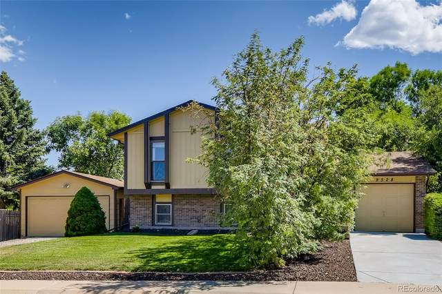9528 W Walden Avenue, Littleton, CO 80128 (#3781767) :: The DeGrood Team