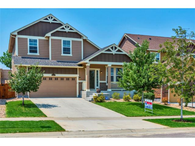 5573 S Elk Court, Aurora, CO 80016 (MLS #3781775) :: 8z Real Estate