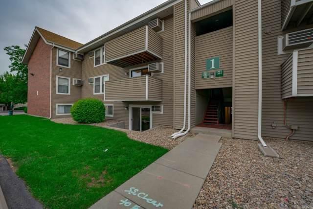 10150 E Virginia Avenue 1-102, Denver, CO 80247 (#3781793) :: The DeGrood Team