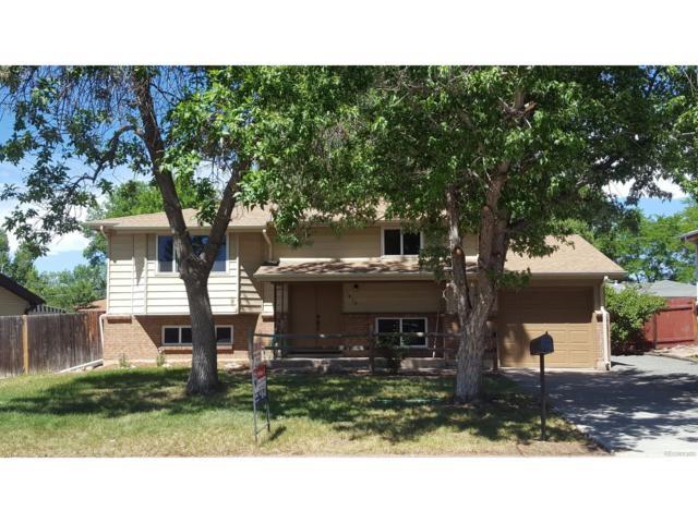1875 S Teller Street, Lakewood, CO 80232 (MLS #3783170) :: 8z Real Estate