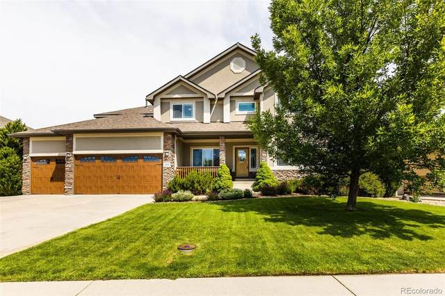 5101 Rangeview Avenue, Longmont, CO 80504 (MLS #3783381) :: 8z Real Estate