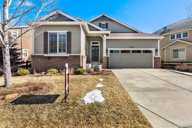 13743 E Caley Drive, Centennial, CO 80111 (MLS #3783609) :: 8z Real Estate