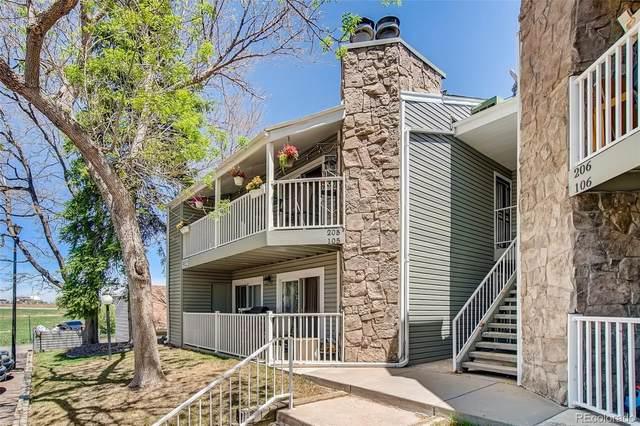 902 S Walden Street #205, Aurora, CO 80017 (#3783860) :: The Peak Properties Group