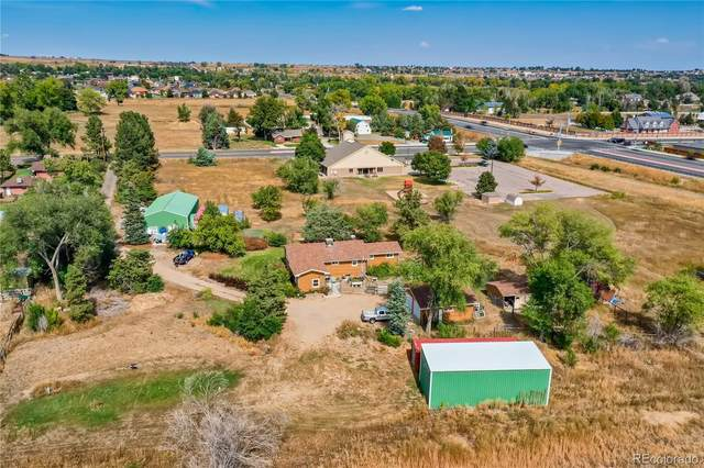 14890 W 72nd Avenue, Arvada, CO 80007 (#3783995) :: The DeGrood Team