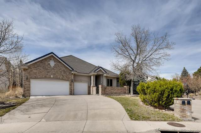 25 Coral Place, Greenwood Village, CO 80111 (#3784020) :: Compass Colorado Realty