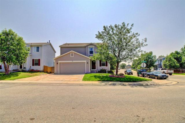 1604 Wagonwheel Drive, Fort Lupton, CO 80621 (#3784122) :: The Griffith Home Team