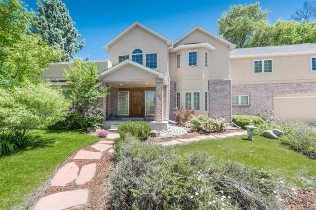 7682 E Arizona Drive, Denver, CO 80231 (#3784338) :: The DeGrood Team