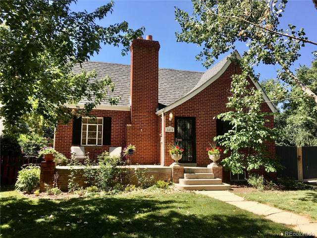 1475 Locust Street, Denver, CO 80220 (MLS #3784486) :: Keller Williams Realty